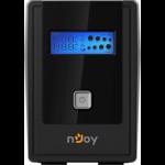 UPS nJoy Cadu 650 LCD 600VA 360W Negru upcmtls665tcaaz01b