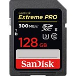 Card Memorie SD Extreme Pro UHS-II 300mb/s 128GB