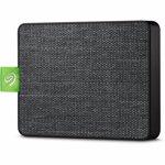 SSD Extern Seagate Ultra Touch 1TB, USB 3.0 & Type-C, Negru