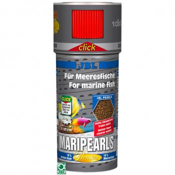 Hrana pentru pesti JBL MariPearls, 250 ml