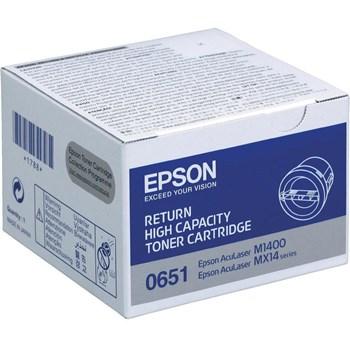 Toner Epson 0651 Black 2.200 pagini