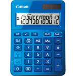 Calculator de birou Canon LS-123K 12 cifre albastru
