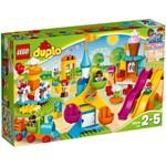 LEGO® DUPLO® Parc mare de distractii 10840