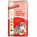 Mr. Johnson`s Supreme Junior Dwarf\/rabbit 900 Gr