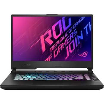 "Laptop Gaming ASUS ROG Strix G15 G512LI-AL035 Intel Core i5-10300H pana la 4.5GHz, 15.6"" Full HD, 16GB, SSD 512GB, NVIDIA GeForce GTX 1650 Ti 4GB, Free DOS, negru"