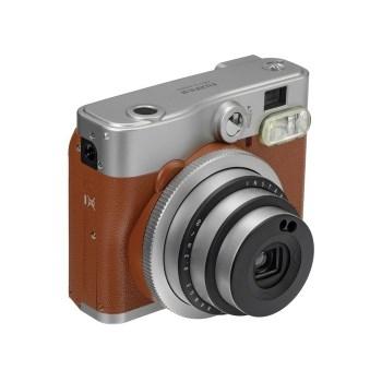 Fujifilm Instax Mini 90 Neo Classic Aparat Foto Instant Maro