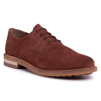 Pantofi CLARKS - Foxwell Hall 261480077 British Tan