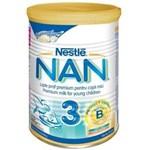 Lapte praf Nestle Nan3 400g de la 12 luni