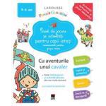 Caiet de jocuri si activitati pentru copii isteti 5-6 ani grupa mare - Larousse, editura Rao