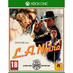 Joc Rockstar Games L.A. Noire pentru Xbox One