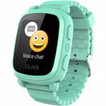Smartwatch pentru copii Elari KidPhone 2, Verde