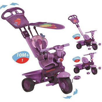 Tricicleta 3 in 1 Royal Violet Fisher-Price fis_1570133_evs