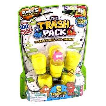 Trash Pack 5 - 5 Figurine pe Blister