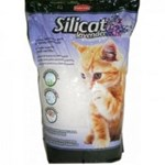 Nisip litiera pisici, Padovan Silicat, Lavanda, 5 L