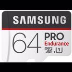 Card memorie Samsung Pro Endurance microSDXC 64GB Class 10 UHS-I mb-mj64ga/eu
