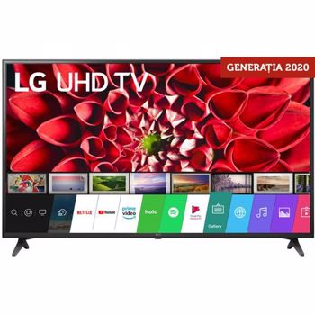 Televizor LED 139 cm LG 55UN71003LB 4K Ultra HD Smart TV 55un71003lb