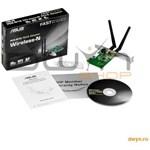 ASUS, Wireless PCIe card, 802.11n, 300Mbps