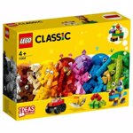 LEGO Classic: Caramizi de baza 11002, 4 ani+, 300 piese