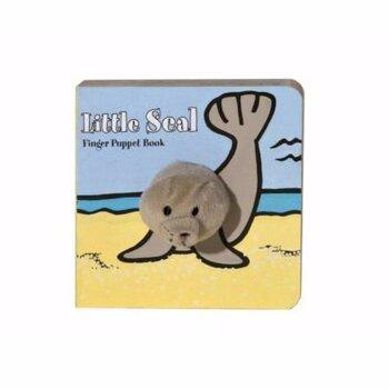 Little Seal: Finger Puppet Book, Hardcover
