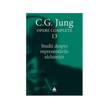 Jung. Opere complete vol 13. Studii despre reprezentari alchimice