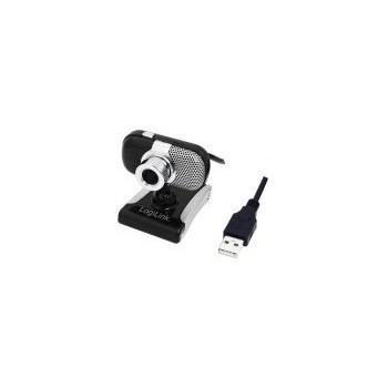 Camera web LogiLink UA0161 (Negru cu argintiu)