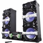 Sistem audio Akai, AHT-38A5, Bluetooth, Radio, USB/SD, Negru