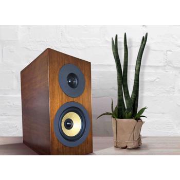 Boxe Davis Acoustics Courbet N 3 Walnut