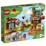 Insula tropicala Lego Duplo 73 piese
