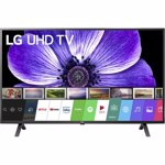 Televizor LG 65UN70003LA, 164 cm, Smart, 4K Ultra HD, LED, Clasa A