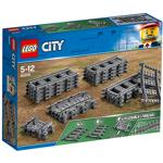 Șine, L60205, Lego City