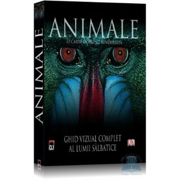 Animale - Ghid vizual complet al lumii salbatice - Dorling Kindersley 973-717-133-7