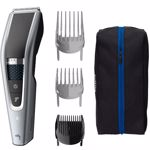 Aparat de tuns Philips 5000 series HC5630/15 hair trimmers/clipper Black,Silver