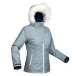 Jachetă Schi 180 Mov Damă WEDZE