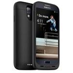 Mophie Samsung Galaxy S4 juice pack - Husa cu acumulator 2300mAh - negru