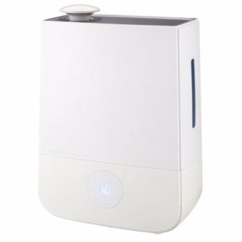 Umidificator ultrasonic Nebulo Digital Ardes, 30 W, 4 l, 60 mp, 3 niveluri de abur, Alb