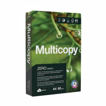 Hartie copiator MULTICOPY Zero, A4, 500 coli