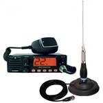Kit Statie radio CB Midland Alan 100 + Antena PNI ML100