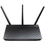 Router wireless ASUS RT-AC66U Black Diamond Dual-Band AC 1750, AiMesh Gigabit, IEEE 802.11ac, IEEE 802.11a/b/g/n