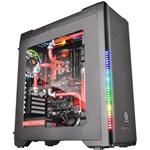 Carcasa Thermaltake Versa C21 RGB Fara sursa Negru