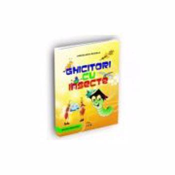 Ghicitori cu insecte - Cercelariu Mihaela 978-606-583-261-9