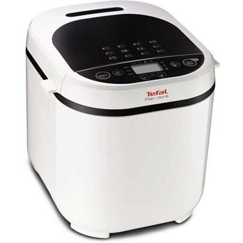 Tefal Cuptor de paine Pain DorE PF210138, 650 W, 1000 g, 12 programe, alb/negru