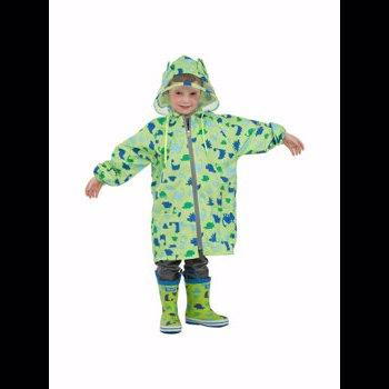 Pelerina de ploaie pentru copii YY03 Verde M