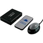 Switch 3 x HDMI la 1 x HDMI cu telecomanda Logilink HD0003 Negru hd0003