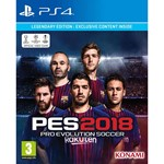 Pro Evolution Soccer 2018 (PES) Legendary Edition PS4
