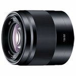 Obiectiv foto SONY SEL50F18B.AE, montura E, 50 mm f1.8 OOS, negru