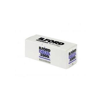 Ilford Delta 3200 Professional - film alb-negru negativ lat (ISO 3200, 120)