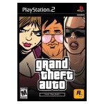 Grand Theft Auto - The Trilogy PS2