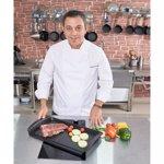 Heinner Tava gratar aluminiu, 50x28x6 cm, Taste of Home by Chef Sorin Bontea