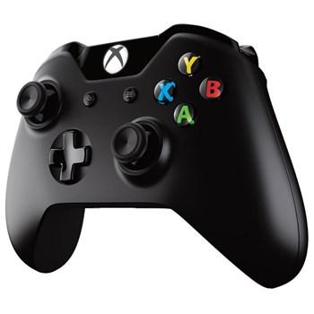 Controller Wireless MICROSOFT Xbox One + adaptor wireless PC Windows 10