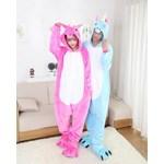 PJM43 Pijama intreaga kigurumi, model unicorn